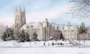 St. Joseph's University 2 Santoleri