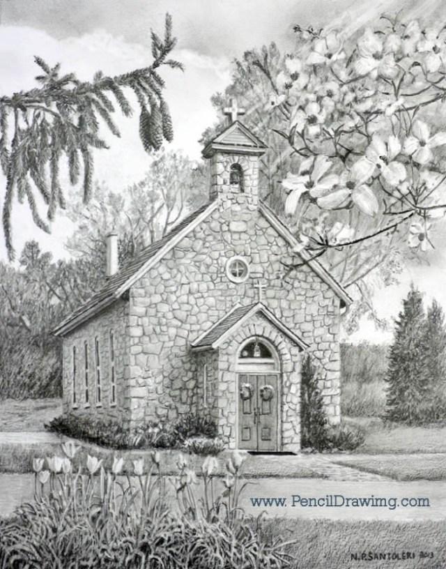 St. Marys Chapel Santoleri