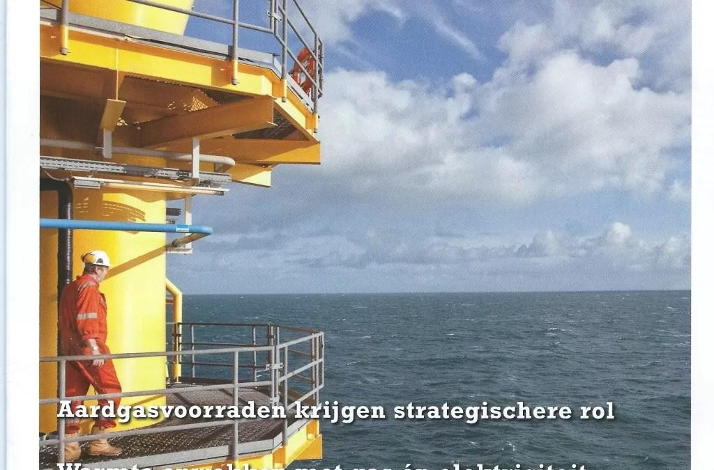 Nice story in Utilities Magazine (Dutch)