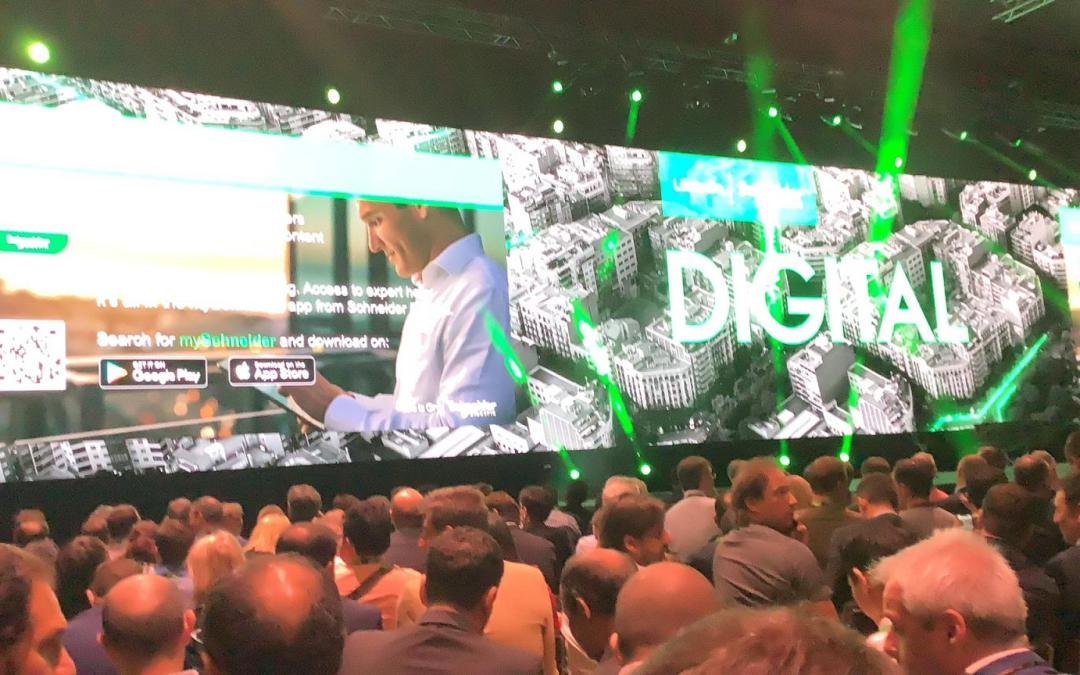 Digitale informatie Summit – Schneider Electric