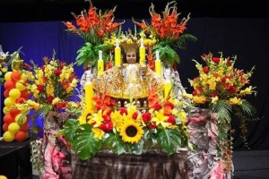 Perpetual Novena to Sto Niño & Benediction
