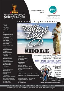 Father's Day at the Shore