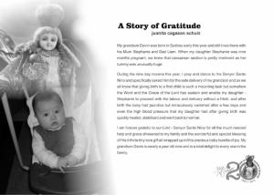 A Story of Gratitude
