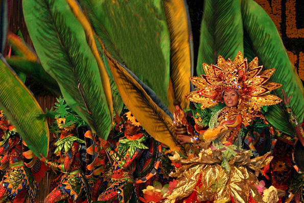 sinulog-dance-parade