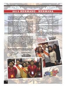 2014 Hermano/Hermana