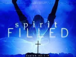 Life in the Spirit Seminar Invitation