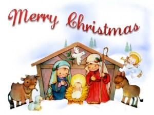 CHRISTMAS MESSAGE TO STO NINO DEVOTEES, PATRONS & BENEFACTORS Auckland, NZ