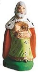 Roi A Genou (Kneeling King)