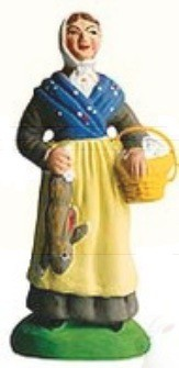 Femme Au Lapin (Woman with Rabbit)