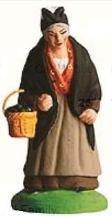Veille Arlésienne (Old Woman from Arles)