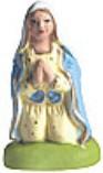Virge A Genou (Kneeling Mary)