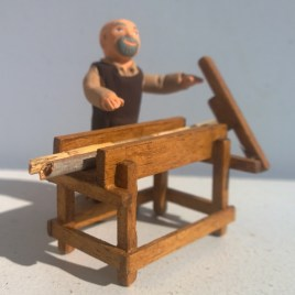 L'ouvrier et son outil