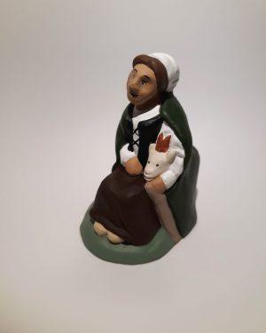 Bergère santons de provence