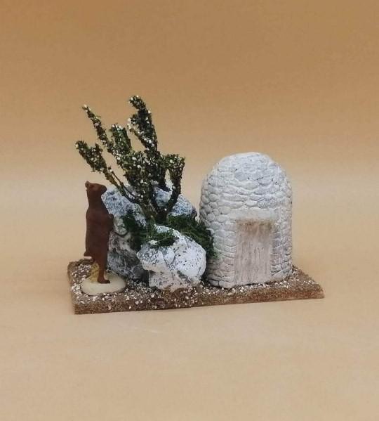 Borie santons de provence