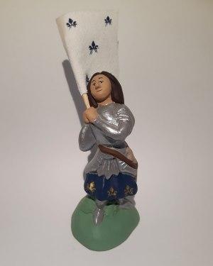 Jeanne d'Arc santons de provence