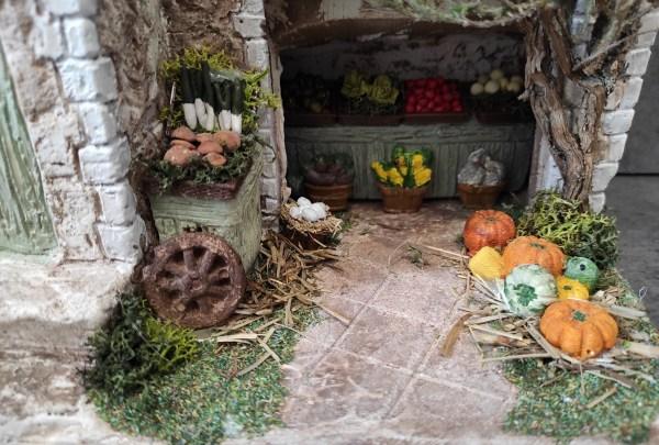 légumier santons de provence