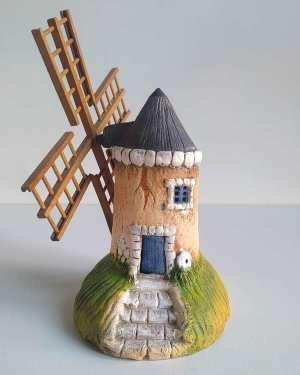 Moulin santons dalmas