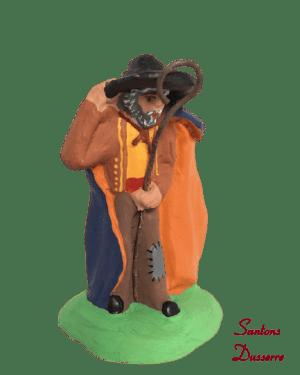 Berger à la cape santons Dusserre