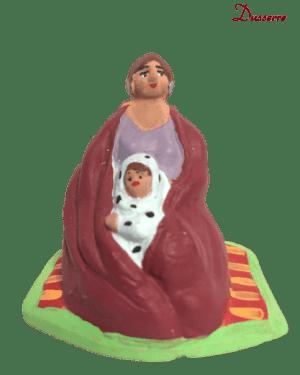Gitane santons dusserre