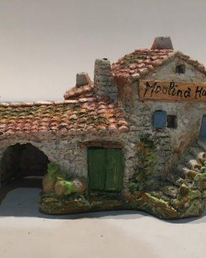 Moulin à huile santons de provence