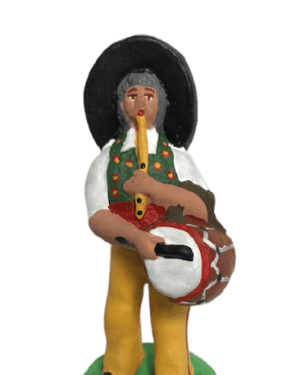 Tambourinaire santons Dusserre