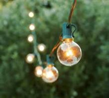 santorini string lights