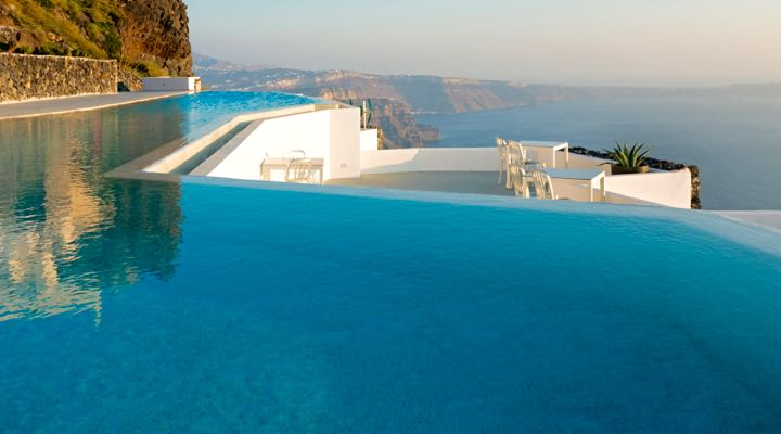 Grace Hotel Santorini 2018 World S Best Hotels