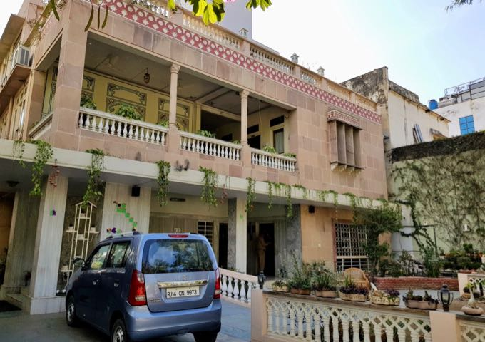 Tara Niwas Hotel Jaipur Review Updated For 2020