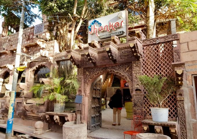 Hotel Jhankar Haveli Jodhpur Review Updated For 2020