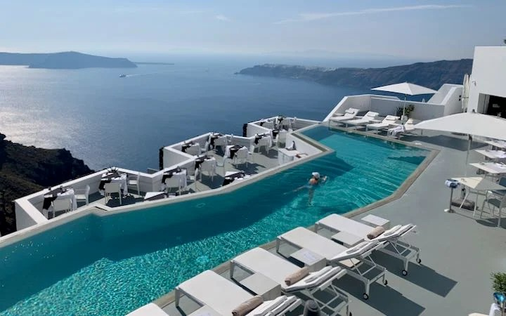 42 Best Hotels In Santorini Luxury 5 Star With View