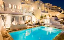 Santorini Greece Hotels Suites