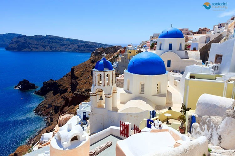 Oia Santorini Private Guided Tour Santorini Private
