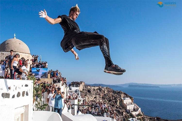 Santorini Experience 2018