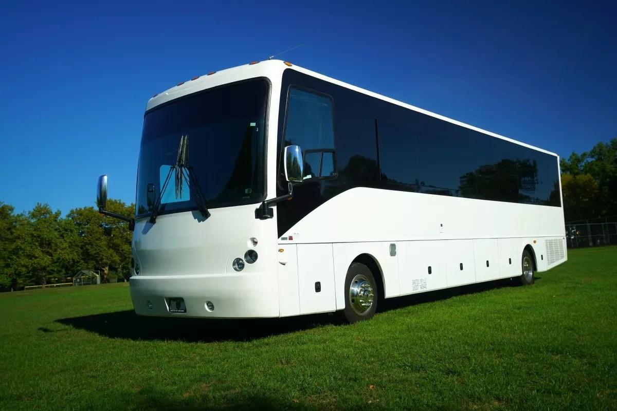 42 Passenger Limo Coach Party Bus   Party Bus Service