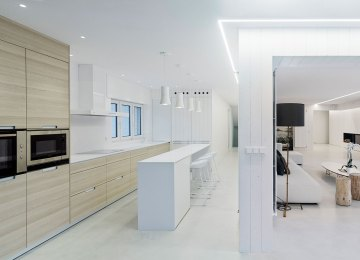 Muebles Islas Para La Cocina | 14 Cocinas Con Isla Para Inspirarte ...