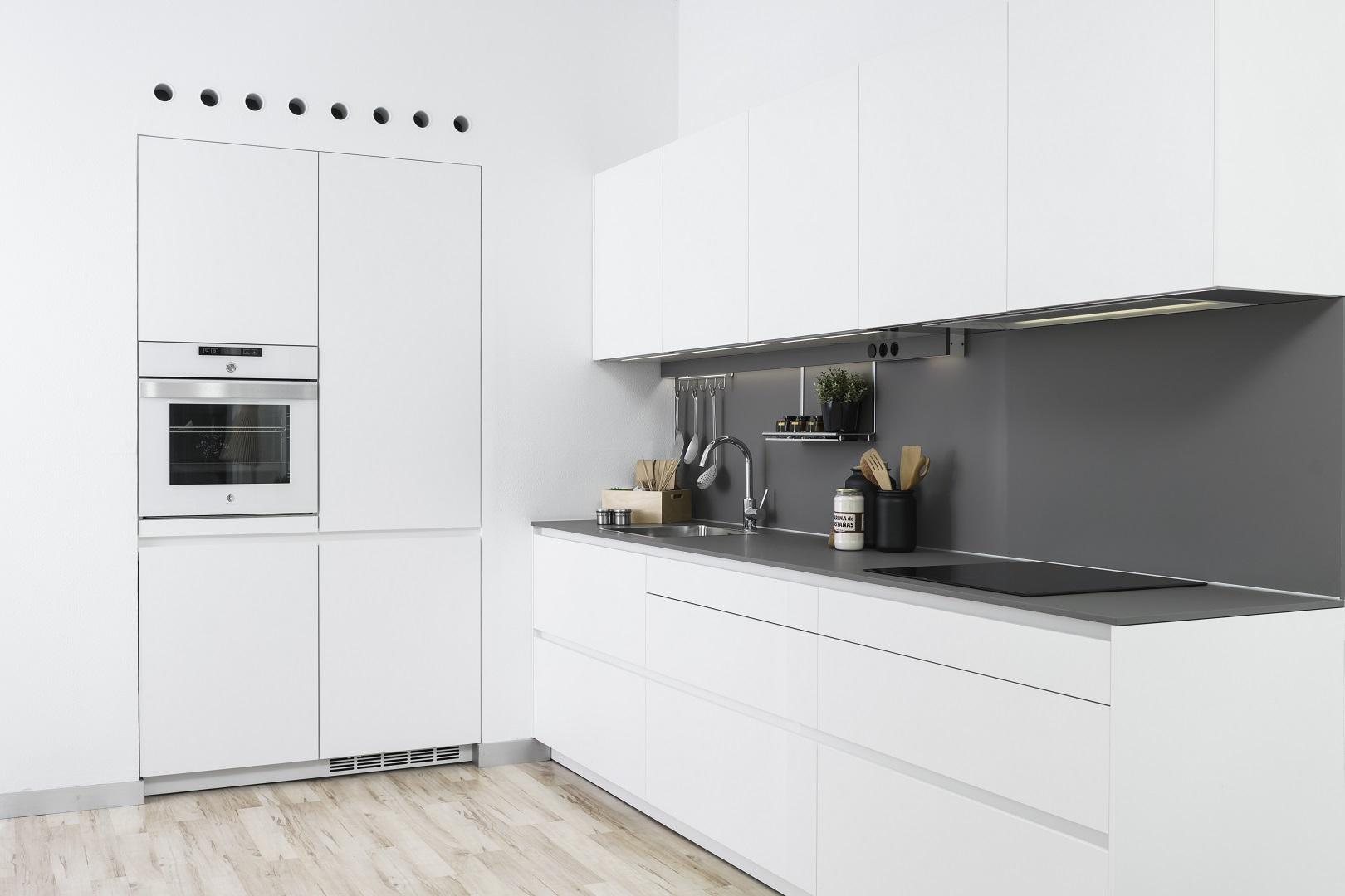 14 Ideas de Cocinas Blancas para Inspirarte  Santiago