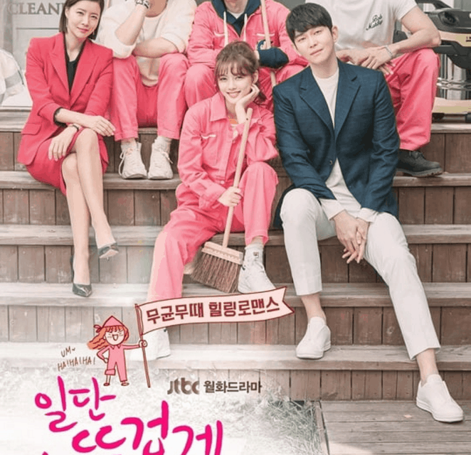 CLEAN WITH PASSION FOR NOW, EPISODE 2 REVIEW/RECAP SPOILERS ALERT!