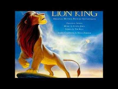 【立体重音響】ライオンキングメドレー