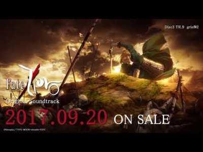Fate/Zero オリジナル・サウンドトラック 新規収録曲試聴映像
