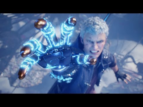Devil May Cry 5 – Final Trailer(英語ボイスVer.)