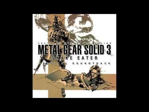 メタルギアソリッド3 オリジナルサウンドトラック
