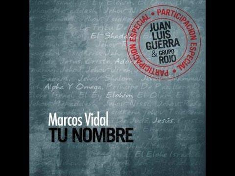 MUSICA Cd Full Tu Nombre 2011- Marcos Vidal Disco Completo
