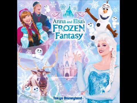 ディズニー Frozen Fantasy Parade 2018 音源 – Soundtrack Official