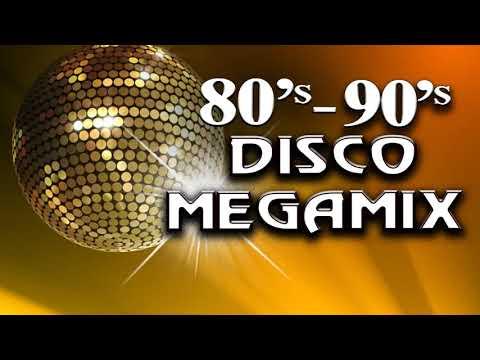 80年代90年代のゴールデンオールディーズディスコダンスミュージック – メガディスコダンスmegamix  –  italo disco megamix