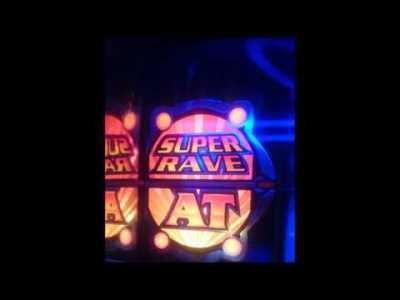 【パチスロ音楽】SUPER RAVE AT【クラブロデオ】