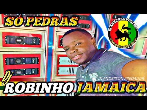 CD Dj Robinho Jamaica – SÓ PEDRAS – Reggae do Maranhão