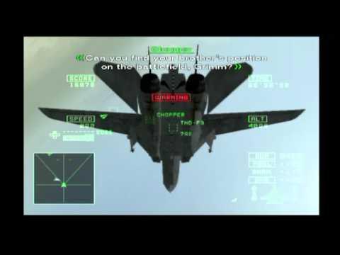 エースコンバット5   ミッション16A   砂漠の矢 (Desert Arrow)   英語サブタイトル