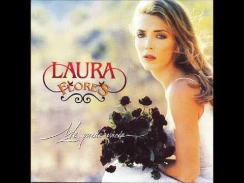 Laura Flores | Me Quedé Vacía 1997 (CD Disco Album Completo, Full Album)