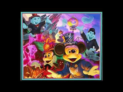 "CD音源 Disney Halloween 2018 スプーキー""Boo!""パレード"