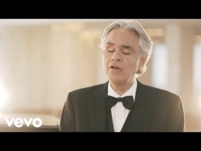 "Andrea Bocelli – Fall On Me (From Disney's ""The Nutcracker And The Four Realms"" / English Version)"